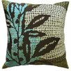 Koko Company Ecco Embroidered Pillow