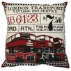 <strong>Ticket Pillow</strong> by Koko Company