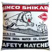 Koko Company Match Co Throw Pillow