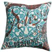<strong>Koko Company</strong> Press Cotton Print Polvos and Tile Pillow