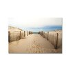<strong>Portfolio Walk To The Beach Photographic Print on Canvas</strong> by Graham & Brown