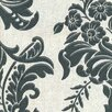 <strong>Graham & Brown</strong> Legacy Province Damask Wallpaper