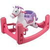 Tek Nek Toys Rockin' Rider Starlight Grow-with-Me Rocking Pony