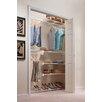 "EZ Shelf from Tube Technology 11.75"" Deep Closet Organizer Set"