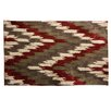 Bacova Guild Cashlon Belmont Red / Gold Area Rug