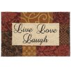 Bacova Guild Koko Bleach Margaret Doormat