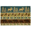 Bacova Guild Koko Bleach Timber Ridge Doormat