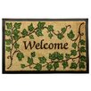 Bacova Guild English Welcome Doormat