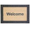 Bacova Guild Natural Clean Hampton Greek Doormat