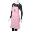 Attitude Aprons by L.A. Imprints Princess That's Why Pink Apron