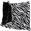Legitimutt Zebra Embossed Dog Cuddle Blanket