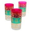 Casablanca Market Moroccan Berber Tea Glass (Set of 6)