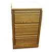 Forest Designs 3-Drawer File Cabinet