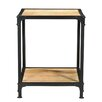STYLE N LIVING Captain End Table