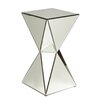 Pulaski Furniture Triangular End Table