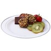 Restaurantware Rimmed Plate (100 Count)