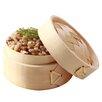 Restaurantware Mini Bamboo Steamer (Set of 100)