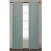 Window Elements Diamond Curtain Panels (Set of 2)