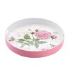 Shall Housewares International Rose Round Serving Tray