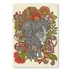American Flat Bo the Elephant by Valentina Ramos Wall Art