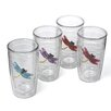 <strong>Tervis Tumbler</strong> Garden Splendor Dragonflies 16 oz.Tumbler (Set of 4)