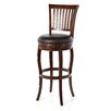 "<strong>American Heritage</strong> Maxwell 34"" Swivel Bar Stool"