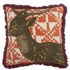 Menagerie Deer Pillow