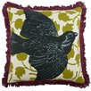 "<strong>Thomas Paul</strong> 18"" Bird Pillow"