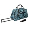 "All-Seasons 21"" 2 Wheeled Carry-On Duffel"