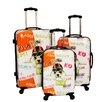 Chariot Fly Dog 3 Piece Luggage Set