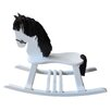 FireSkape Amish Crafted Pony Rocking Horse with Mane