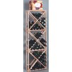 <strong>Wine Cellar Innovations</strong> Country Pine Open 132 Bottle Wine Rack