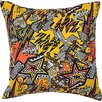 Betsey Johnson Va Va Voom Digital Printed Decorative Pillow