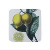 Golden Hill Studio Lemon Slice Coaster (Set of 8)