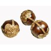 D'Lusso Designs Decorative Classic Orb (Set of 3)