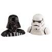 Vandor LLC Star Wars Darth Vader and Storm Trooper Salt and Pepper Shakers