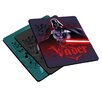 Vandor LLC Star Wars 10 Piece Coaster Set with Tin Box