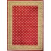 Well Woven Barclay Red Hudson Terrace Border Rug