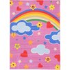 Well Woven Starbright Princess Kids Rug