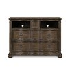 <strong>Broughton Hall 3 Drawer Media Chest</strong> by Magnussen Furniture