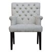 World Interiors Florence Claire Arm Chair
