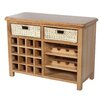 Casamore Pembury 2 Drawer Wine Rack