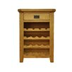 Rustic Retreat Equine Wine Cabinet