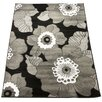 House Additions Fontanelle Grey Rug