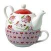 Kathy Davis Love 2 Piece Tea for One