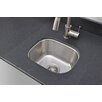 "Wells Sinkware Craftsmen Series 15"" x 12.75"" Bar Sink"