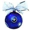 Eva Design Hearts Ornament