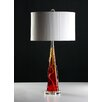 "D'Fine Lighting Posh 28"" H Table Lamp with Drum Shade"