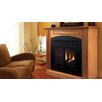 "Majestic Fireplace 36"" R/T Vent Convertible Direct Vent Gas Fireplace with Signature Command Control"