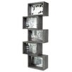 nexxt Design Bricks Block 5 Piece Picture Frame Set